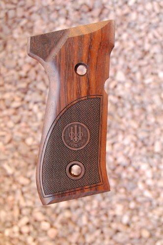BERETTA 92/96 grips (partially checkered)