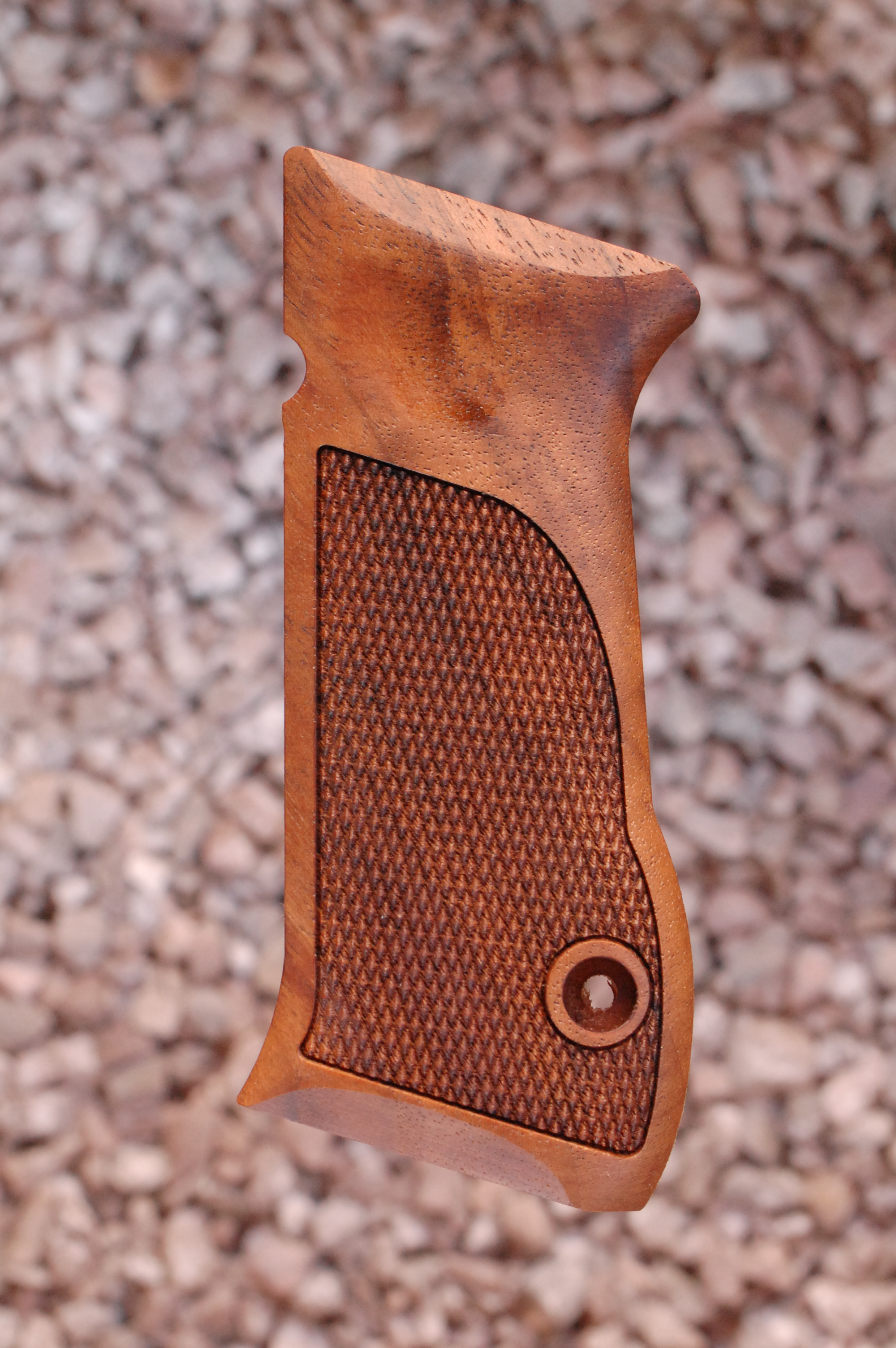 JERICHO 941 GRIPS (checkered) - full size